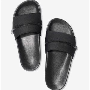 Victoria's Secret PINK single strap zipper slides
